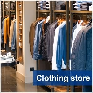 Clothing store-solution